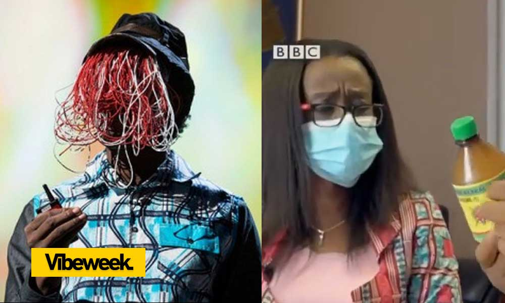 Video: FDA Boss spotted in Anas Aremeyaw Anas Latest Exposé