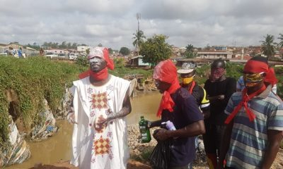 Delegates Refuse Bribe After Being Asked To Swear By 'Antoa' Deity