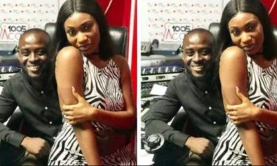 Nana Romeo Shares Beautiful Picture With Wendy Shay After Sacking Her During An Interview