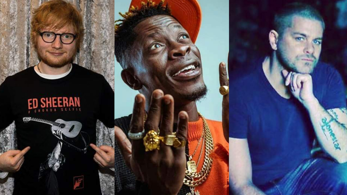Jethro Sheeran Set To Drop A Remix Ft Shatta Wale ED Sheeran