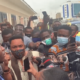 (Video) Sammy Gyamfi, Spio-Garbrah, Adongo et al Clash With Security At Tema port