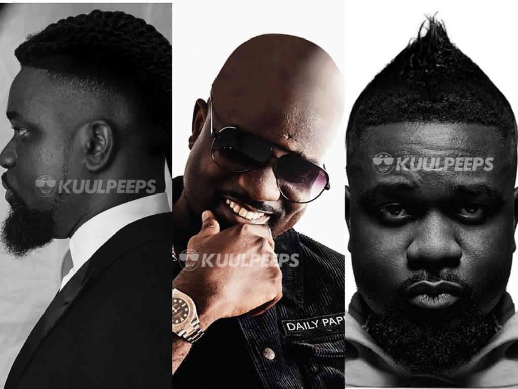 Sarkodie To Change Hairstyle; Here Is The 6 Styles He Is Choosing From