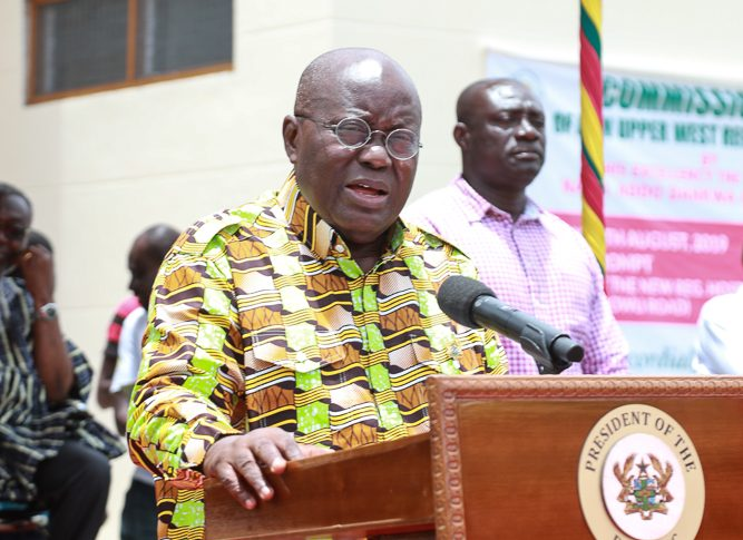 Prez Nana Akufo-Addo Pumps $25 million To Produce Vaccines In Ghana To Fight COVID-19 Third Wave