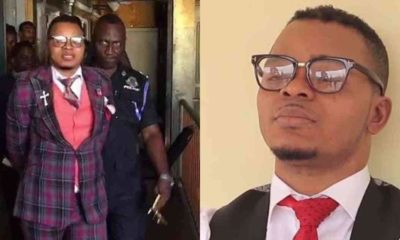 7 Strong Lawyers Of Obinim Sacked From Court During His Hearing