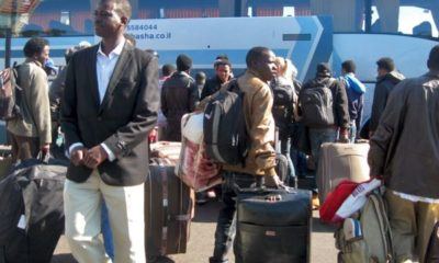 125 Ghanaians deported from USA