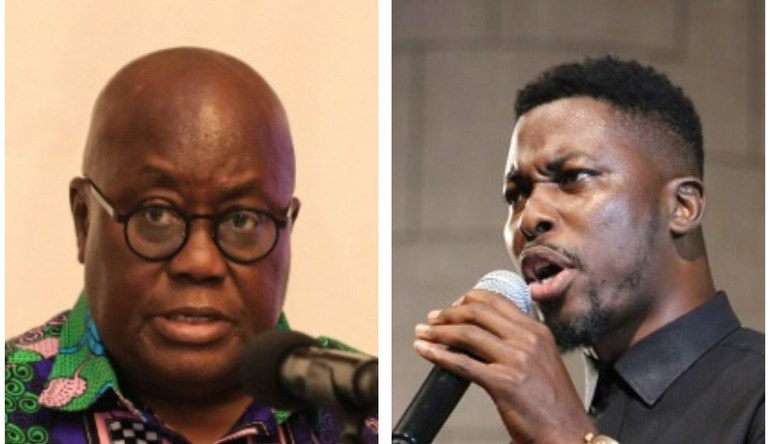 Akuffo Addo Is The Most Corrupt President In The History Of Ghana – A Plus Alleges