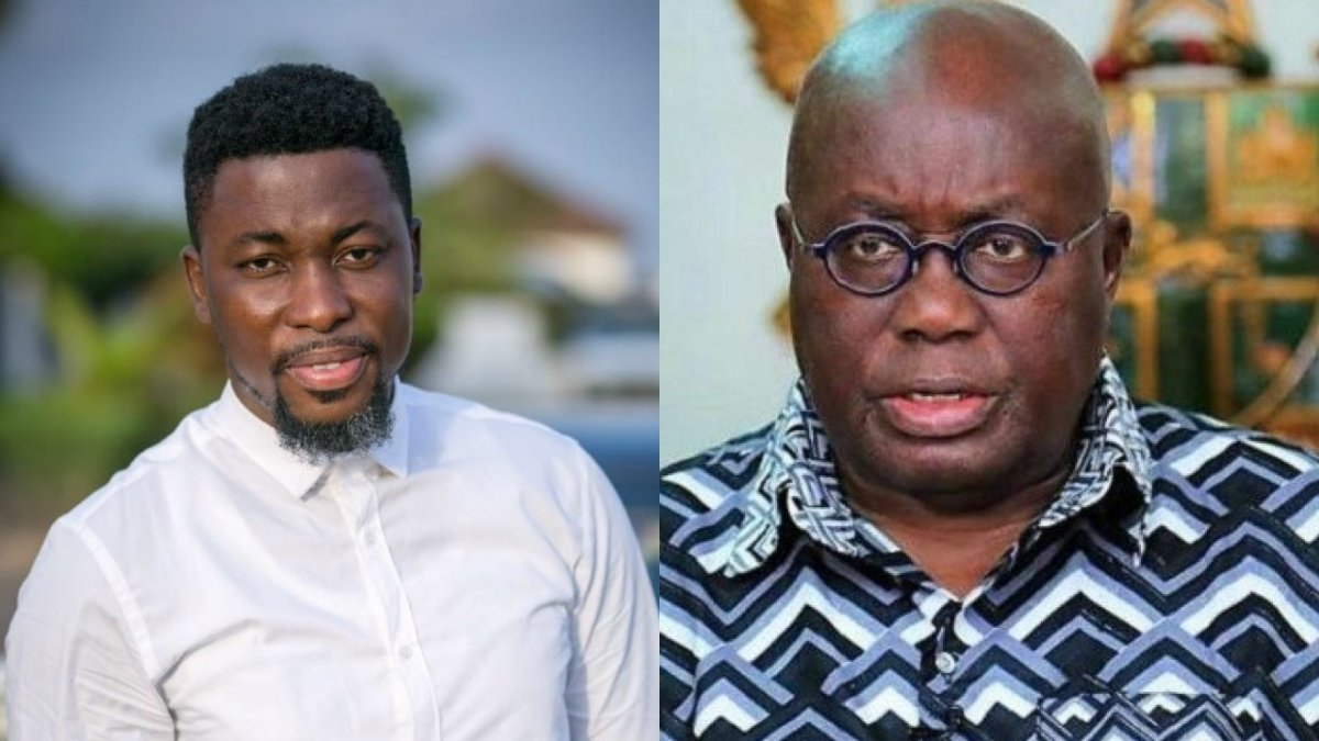 A-Plus Reveals The Reasons Why President Akufo Addo Is The Most Corrupt And Dishonest President In Ghana's History
