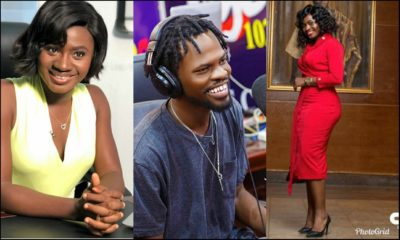 Fameye Opens Up On His Love For Actress, Martha Ankomah