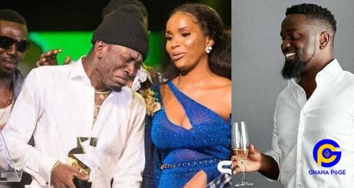 Fans Mock Shatta Wale After Sarkodie Refused To Reply His Birthday Wish (Photos)
