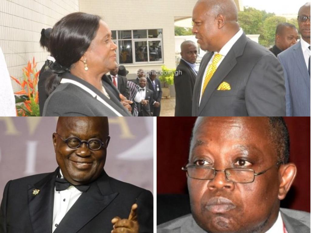 Imagine Mahama Had Asked Chief Justice, Georgina Wood To proceed On Leave By Force