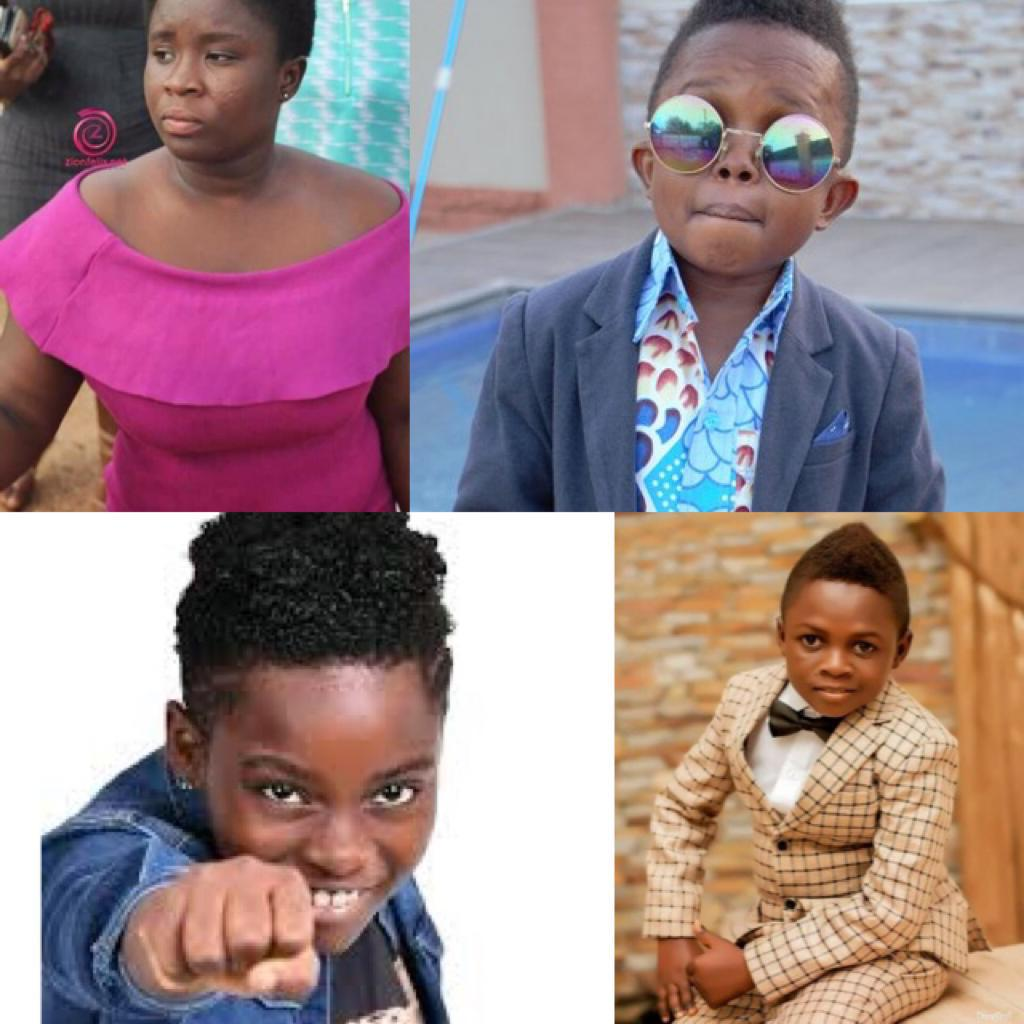 Ten Ghanaians Celebrities Who Became Superstars Before Reaching The Age of 20