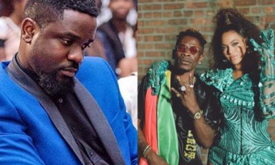 Fans Descend Heavily On Sarkodie After He Congratulated Shatta Wale On His Video With Beyonce