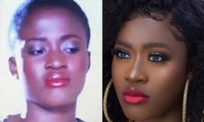 Who Ever Did This No Go Go Heaven – Fella Makafui Reacts To This Photo Of Hers