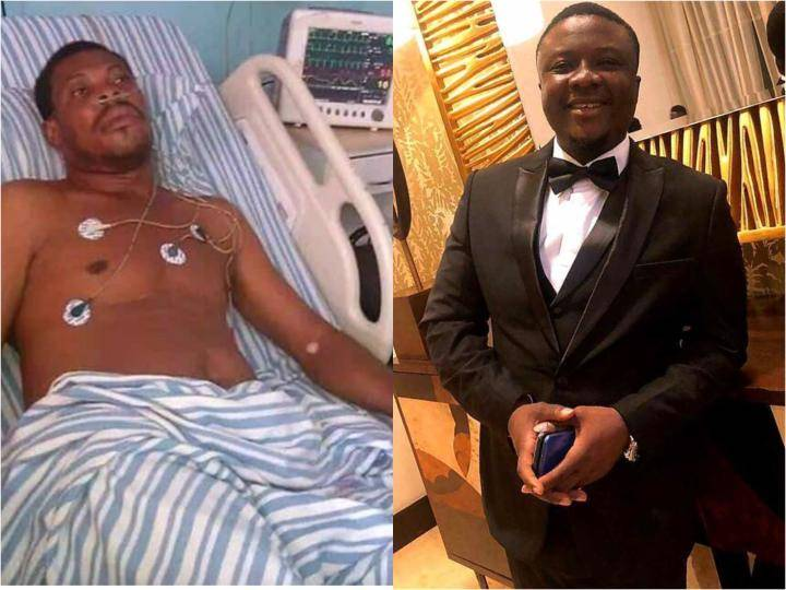 Detained Actor, Waakye Finally Set To Be Discharged After Ghanaian Rapper Paid His Hospital Bills