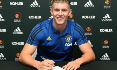 Dean Henderson Signs New Six-year Deal At Man Utd