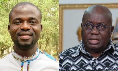 I Trust The Promises Of A Man Who Is Ejaculating Than That Of Akufo Addo – Manasseh Azure Awuni
