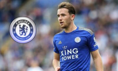 BREAKING: Chelsea Signs Ben Chilwell On A 5-year Deal