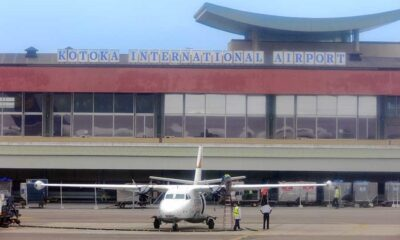 Kotoka Int'I Airport To Return To Full Operations Tomorrow