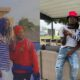 Stonebwoy Seen Chilling In Togo With Emmanuel Adebayor And Friends
