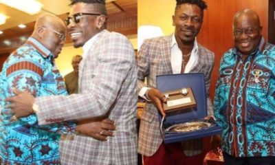 You Do All - President Akufo Addo Finally Congratulates Shatta Wale For His Collaboration With Beyonce