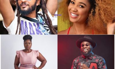 Top 4 Ghanaian Celebrities Whose Parents Are pastors