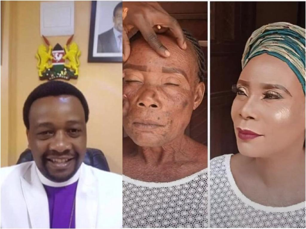 I will Never Officiate a wedding if the man has not seen the bride's face without makeup – Pastor Godfrey Migwi
