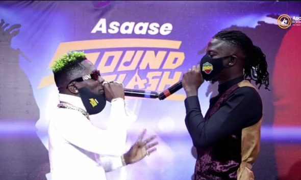 The Clash Between Shatta Wale and Stonebwoy