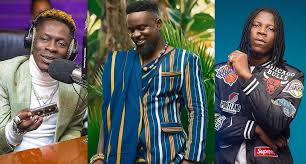 Shatta Wale Defeats Sarkodie And Stonebwoy Global Trend Ranking