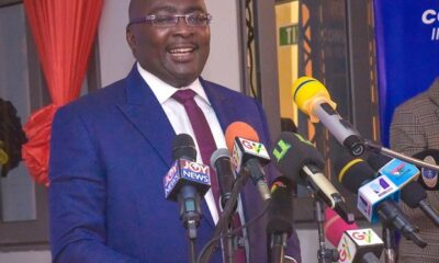 We're Not In A 'Comfortable Lead' Like The NDC – Dr Bawumia Jabs NDC