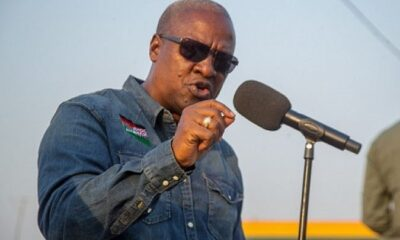 New NDC Government Will Focus On Job Creation – Mahama Claims