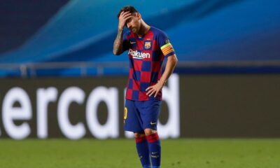Lionel Messi Wants His Contract With Barcelona Terminated