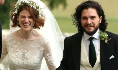 Rose Leslie And Kit Harington To Have Their First Baby