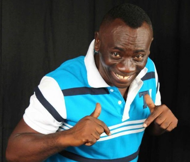 Akrobeto Causes Commotion With New Photo Dressed Like A Pastor