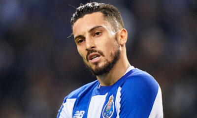 Alex Telles Reacts To Man Utd Transfer Rumours