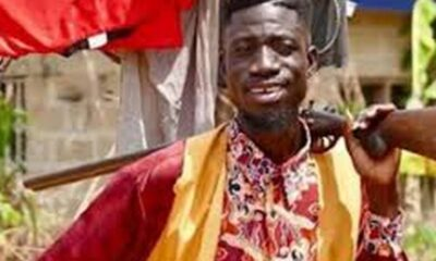 Kumawood Actor, Samuel Agyei Crippled [Watch]