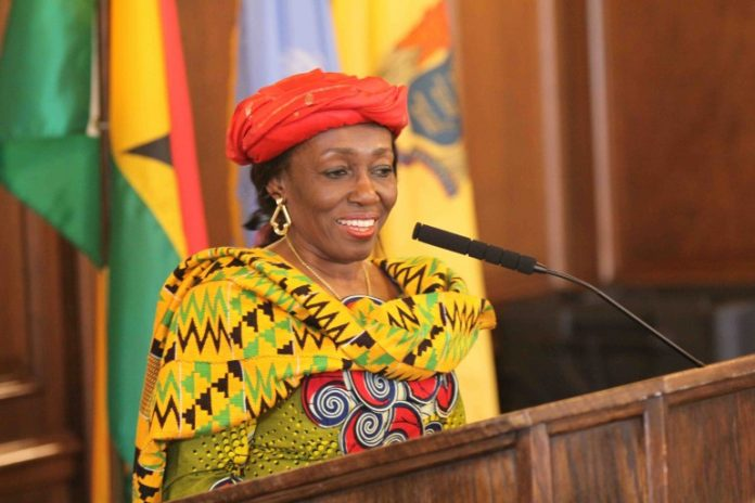 NDP To Acclaim Mrs Konadu Aggyemang Rawlings As Flagbearer On Friday