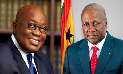 Ex-Prez Mahama Fires Prez Akufo-Addo For Not Creating Jobs