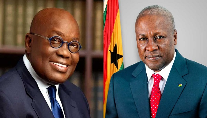 'President Akufo-Addo Has Lost the War Against Armed Robbery' - Mr Mahama Claims