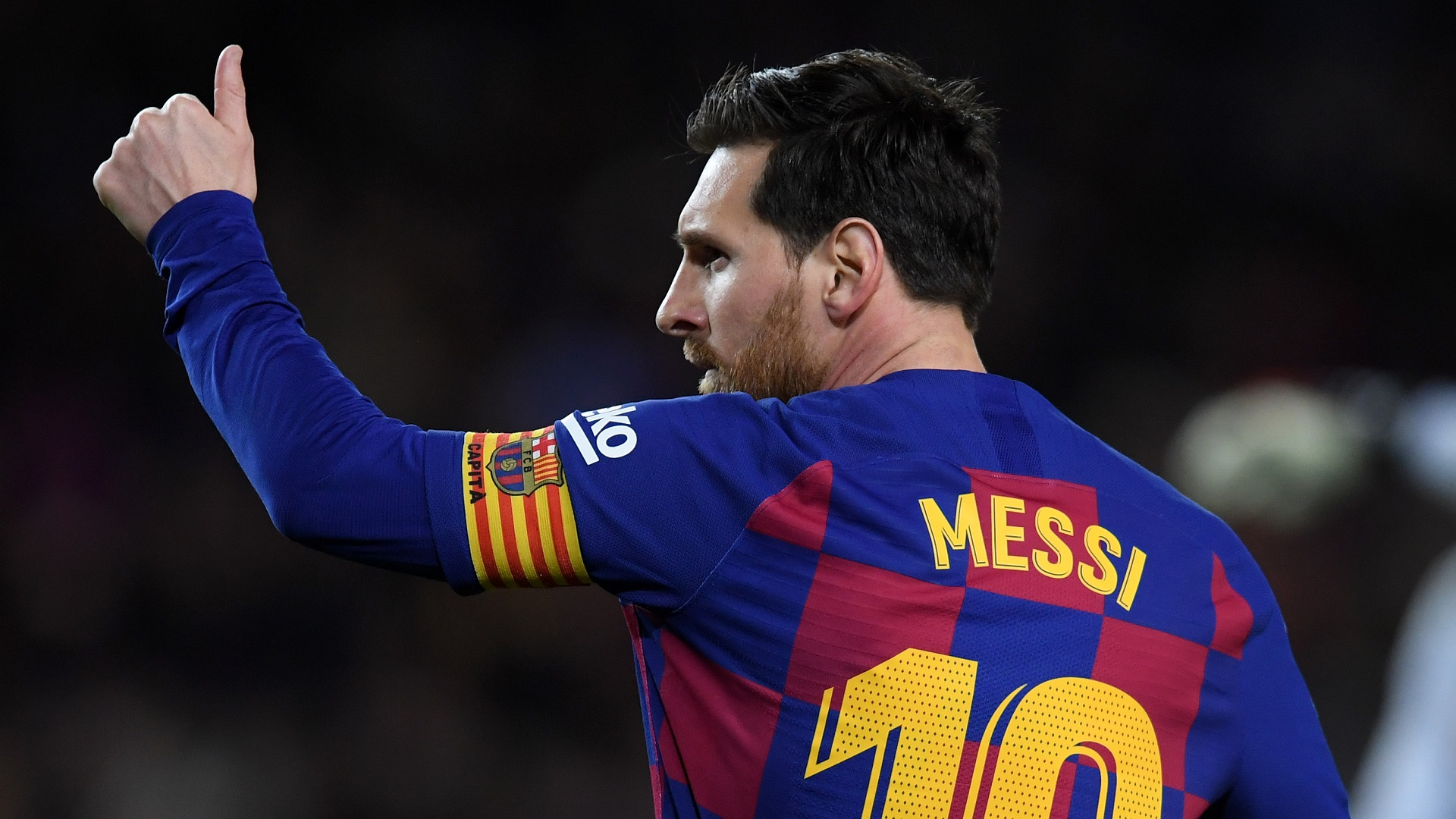 'I Will Stay Here Because I Don't Want To Start A Legal War'- Lionel Messi
