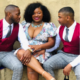 Woman Shows Off Her 2 Husbands [Photos]