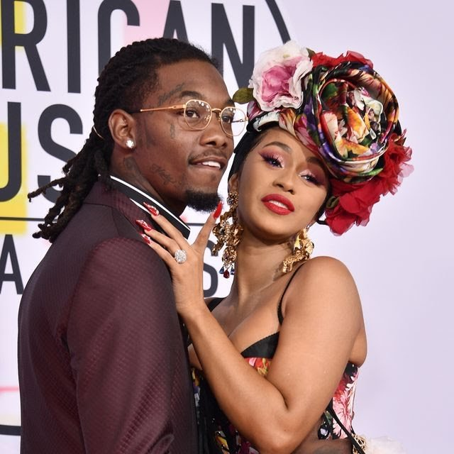 Cardi B Reconciles with Offset Because of His D*ck