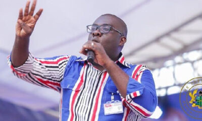 'Money Does Not Vote' - Sammy Awuku