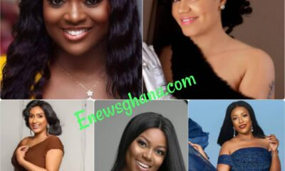 Celebrity Profile: 10 Most Hottest Female Celebrities in Ghana [Part One]
