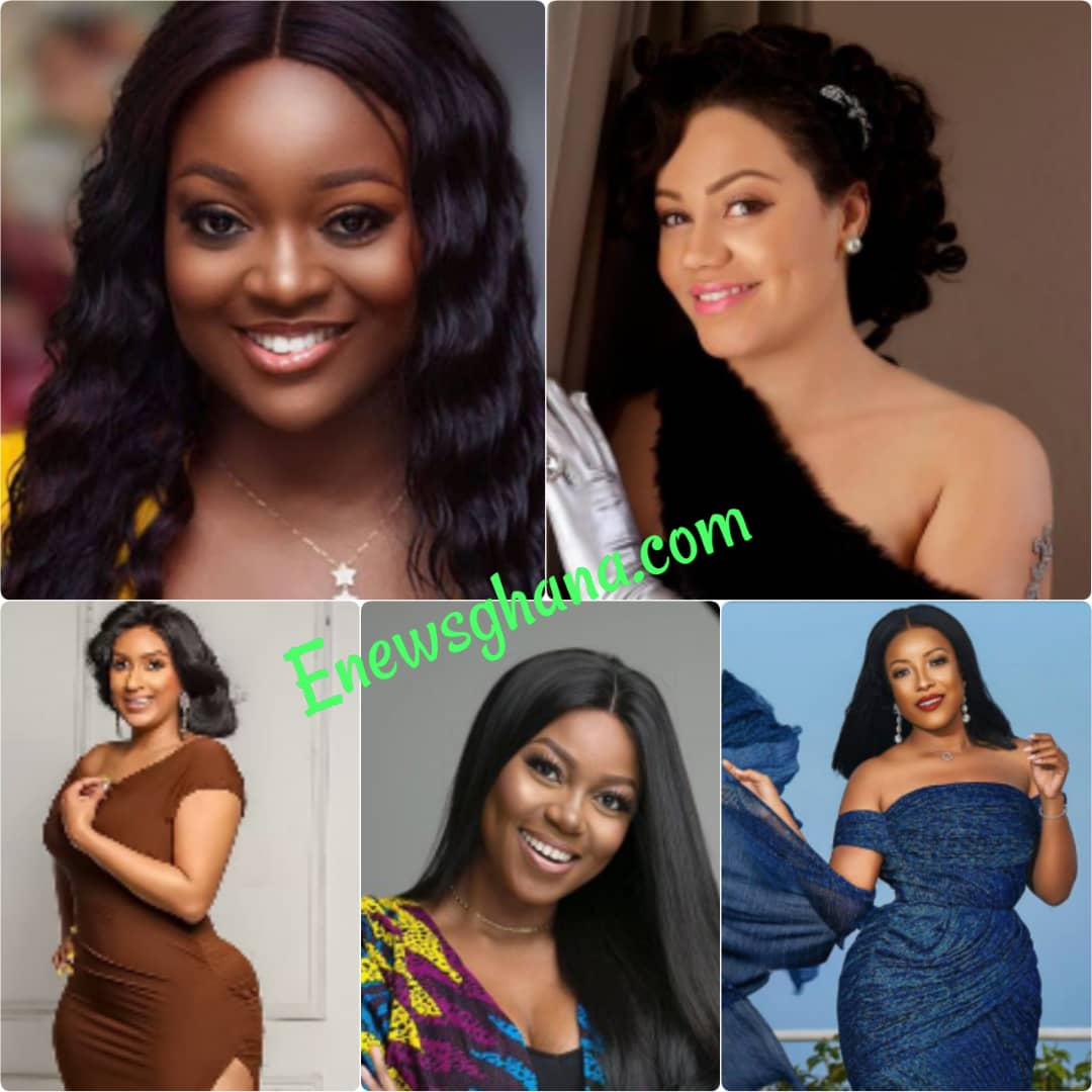 10 Most Hottest Female Celebrities in Ghana [Part Two]