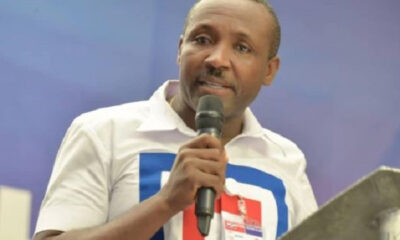 Akufo-Addo is Number 1 on the Ballot Paper, John Boadu Believes NPP's Victory will be Easy