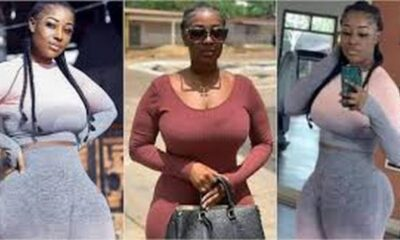 Benedicta Gafah Cries Over Curvaceous Fitness Enthusiast Death