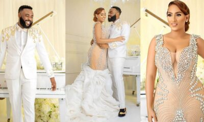 Juliet Ibrahim Wedding Photos Causes Stir On Social Media[Watch]