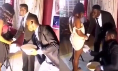 Hot Video: Pastor Spotted Shaving Women Private Part In Church