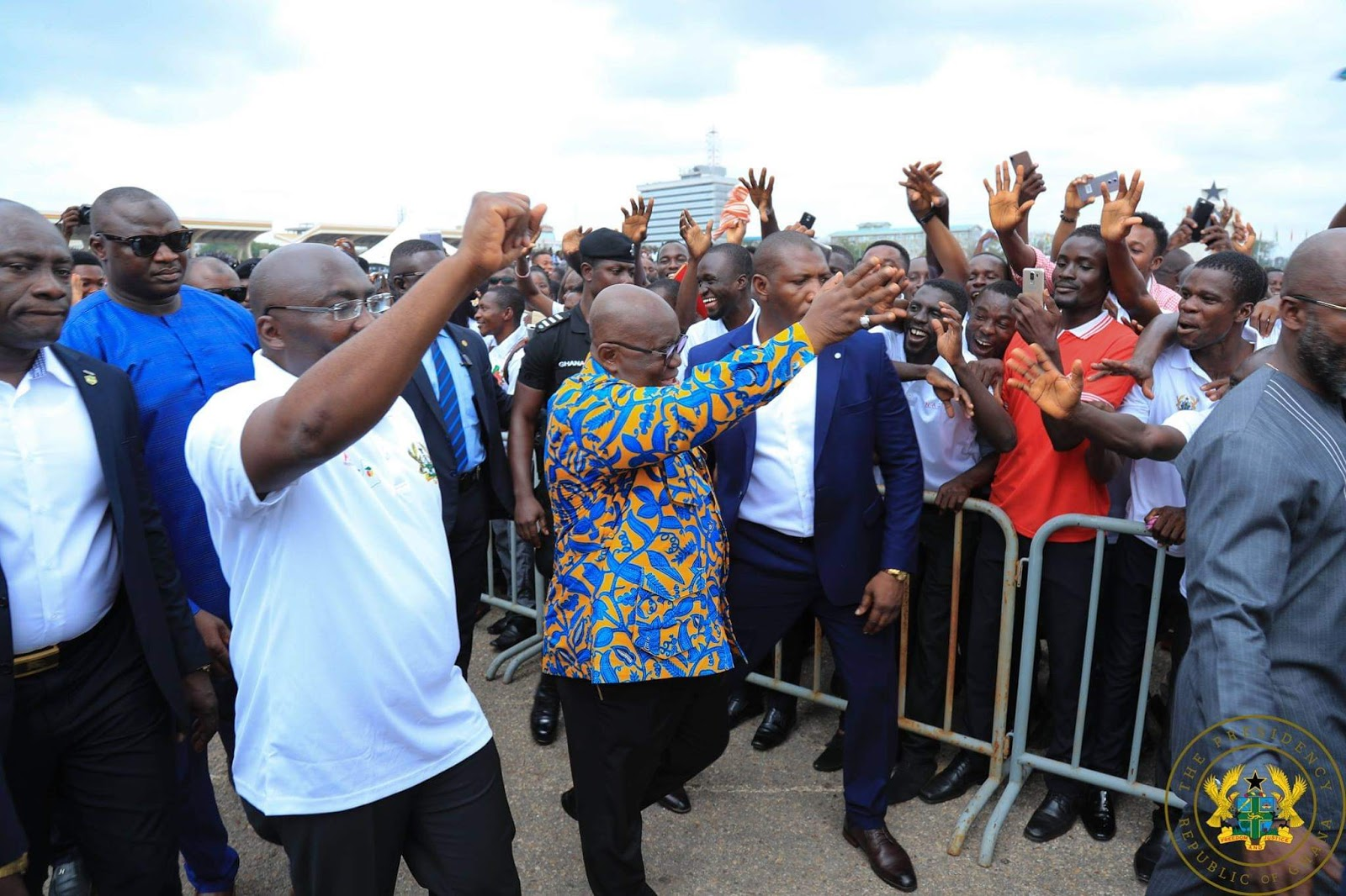 President Akufo-Addo To file His Presidential Nomination Today