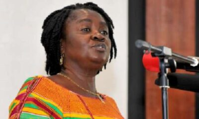 'If He Debates On The Economy, I Will Debate Him On Literature'-Prof Naana Opoku-Agyemang Ready To Debate Dr. Bawumia